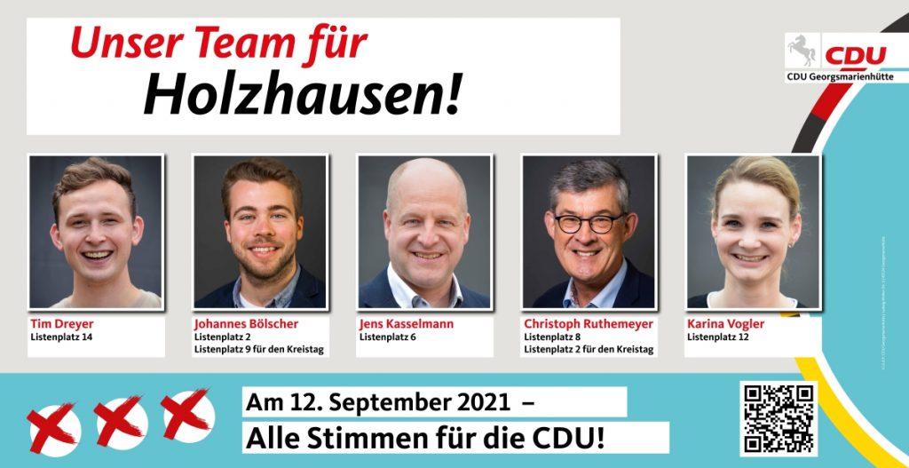 Tim Dreyer - Johannes Bölscher - Jens Kasselmann - Christoph Ruthemeyer - Karina Vogler