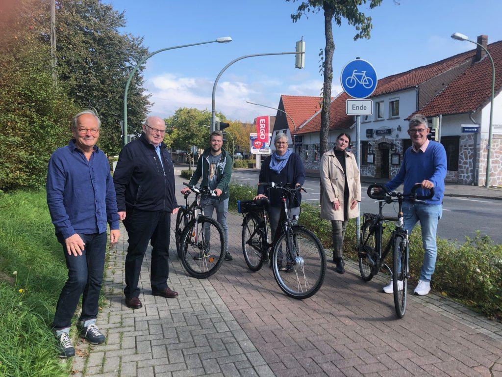 Verbesserung der Radwegverbindung von Hagen über Holzhausen nach Osnabrück!