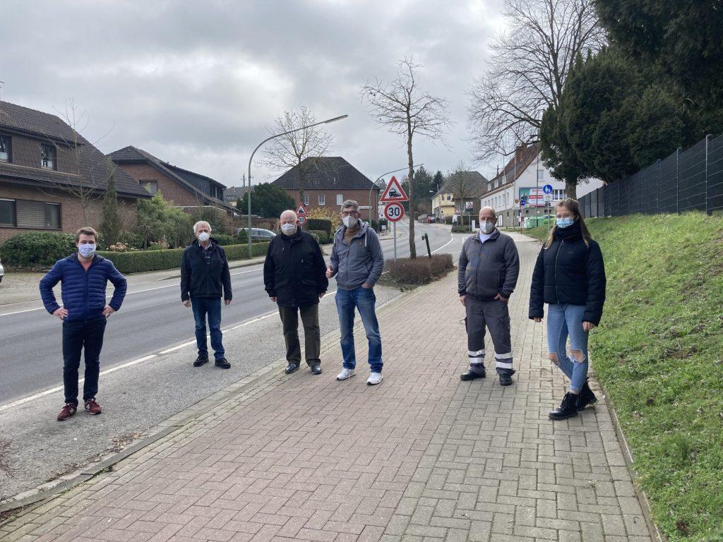 CDU Holzhausen für 30er-Zone und Fahrradwegausbau