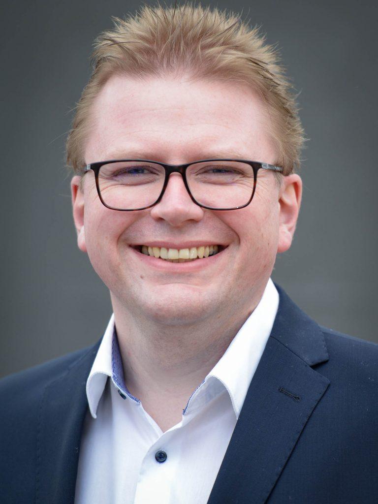Vorstellung Sebastian Krüger