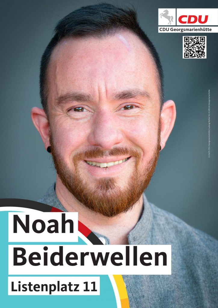 Vorstellung Noah Beiderwellen