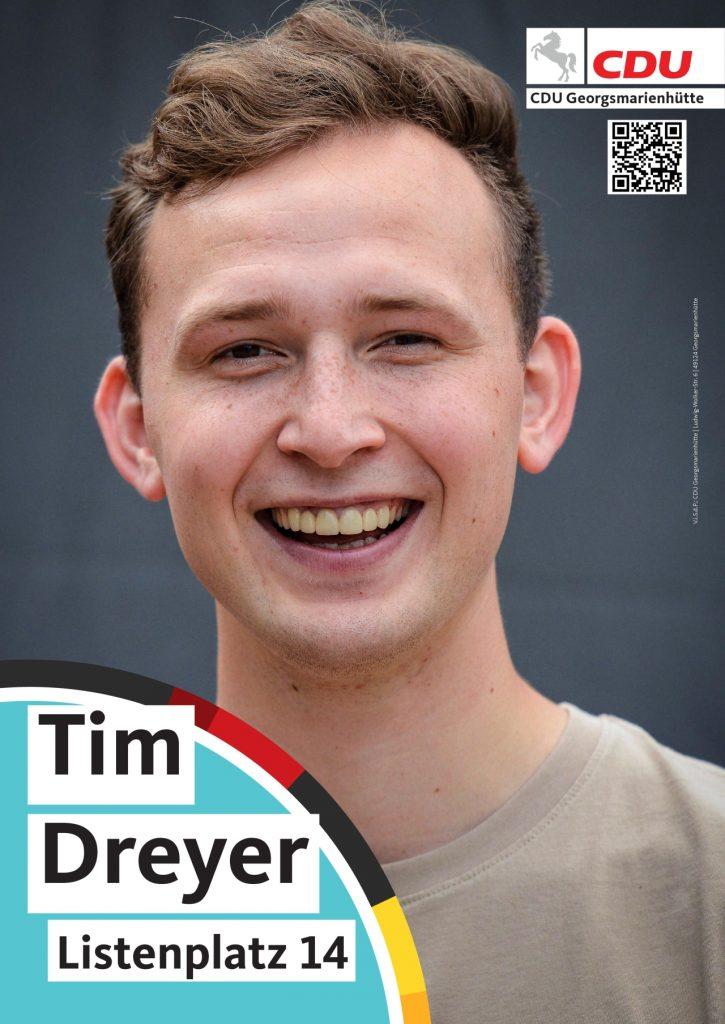 Vorstellung Tim Dreyer