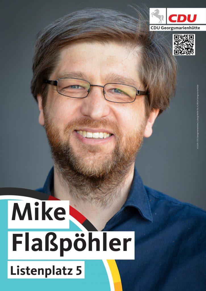 Vorstellung Mike Flaßpöhler