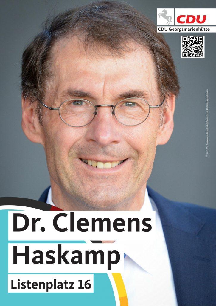 Vorstellung Clemens Haskamp