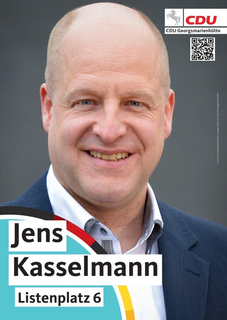 Vorstellung Jens Kasselmann