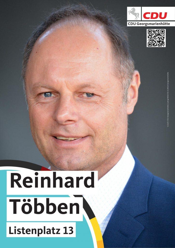 Vorstellung Reinhard Többen