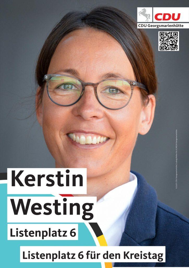 Vorstellung Kerstin Westing
