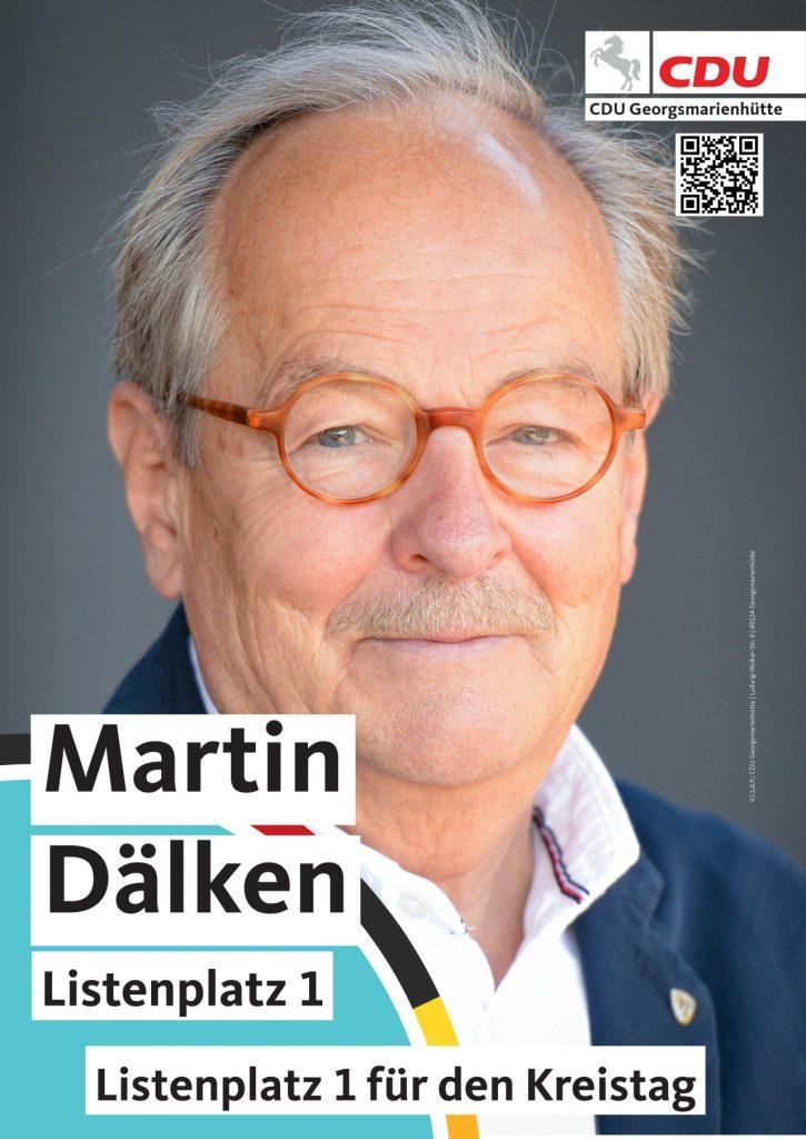 Vorstellung Martin Dälken