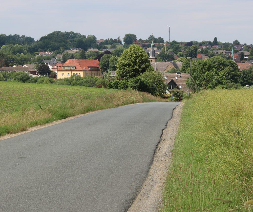 Kloster Oesede – Radwege